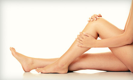 Legs and body hair removal