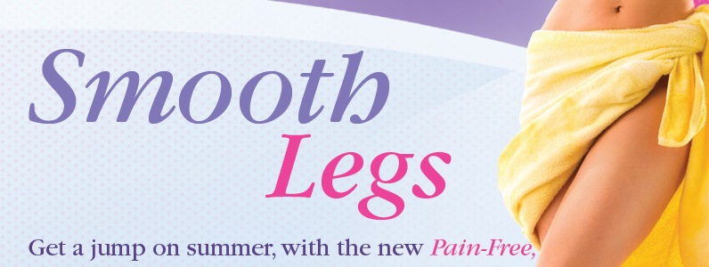 Legs and body hair removal lahore